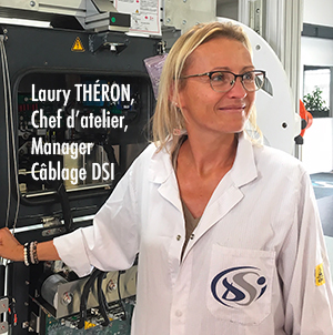 Cablage DSI Laury THERON